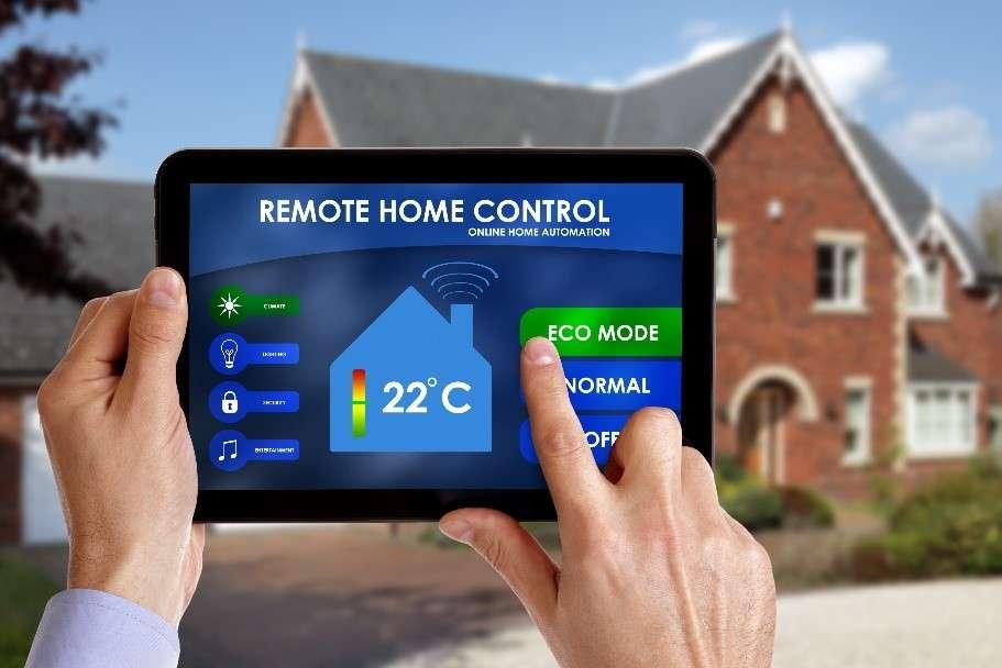 Powerpillar builders - Smart home